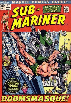 Sub-Mariner (1968-1974)#47