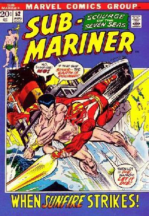 Sub-Mariner (1968-1974)#52