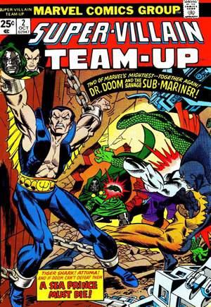 Super-Villain Team-Up (1975-1980)#2