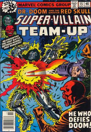 Super-Villain Team-Up (1975-1980) #15