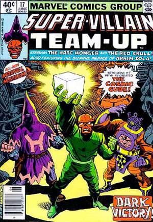 Super-Villain Team-Up (1975-1980)#17A