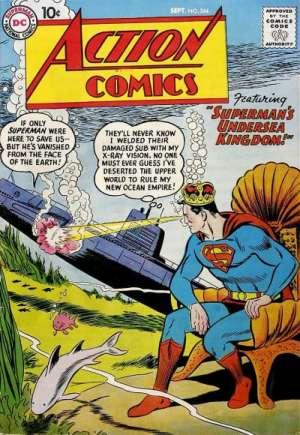 Action Comics (1938-2011, 2016-Present)#244