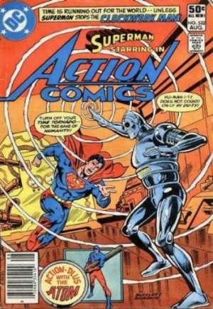 Action Comics (1938-2011, 2016-Present)#522A