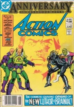 Action Comics (1938-2011, 2016-Present)#544A