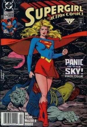 Action Comics (1938-2011, 2016-Present)#674A
