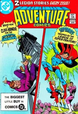 Adventure Comics (1938-1983)#495