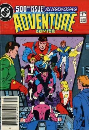 Adventure Comics (1938-1983)#500A