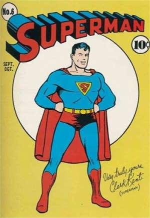 Superman (1939-1986, 2006-2011)#6