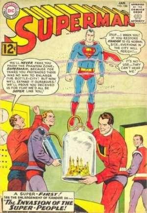 Superman (1939-1986, 2006-2011)#158