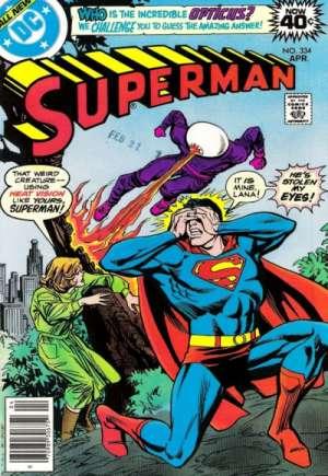 Superman (1939-1986, 2006-2011)#334A