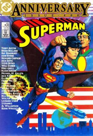 Superman (1939-1986, 2006-2011)#400B