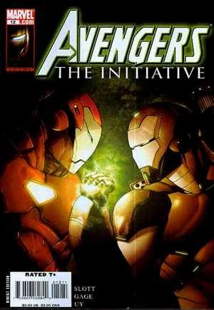 Avengers: The Initiative (2007-2010)#12