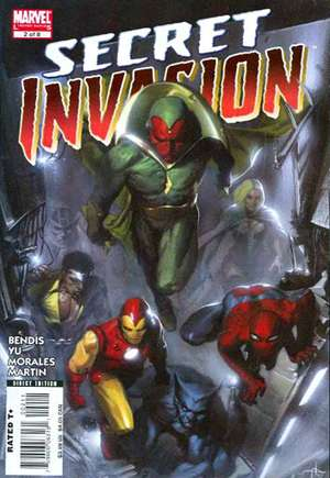 Secret Invasion (2008-2009) #2A