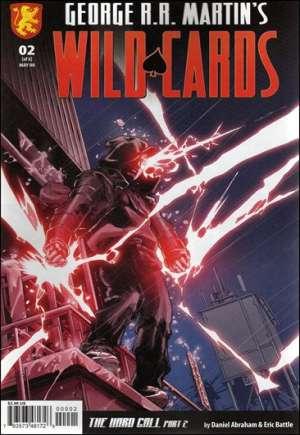 Wild Cards: Hard Call#2