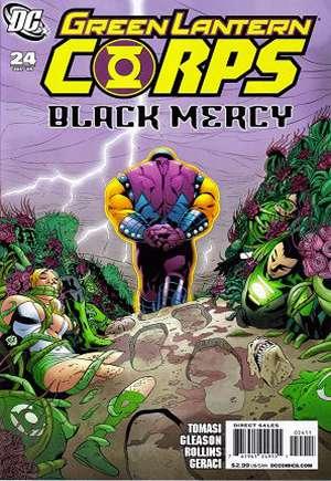 Green Lantern Corps (2006-2011)#24