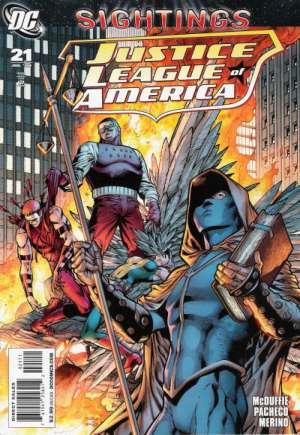 Justice League of America (2006-2011)#21