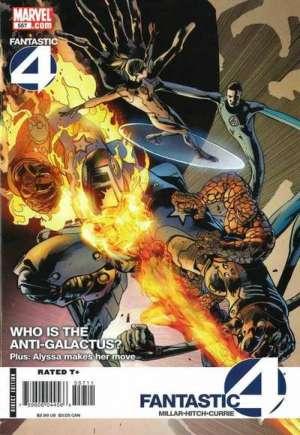 Fantastic Four (1998-2011)#557B