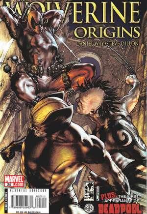Wolverine: Origins (2006-2010)#25A