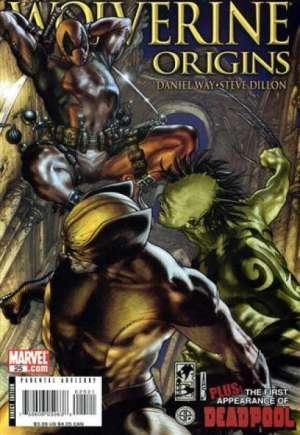 Wolverine: Origins (2006-2010)#25B