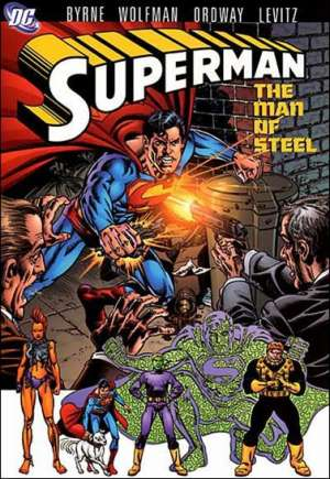 Superman: The Man of Steel (1987-2016)#TP Vol 4