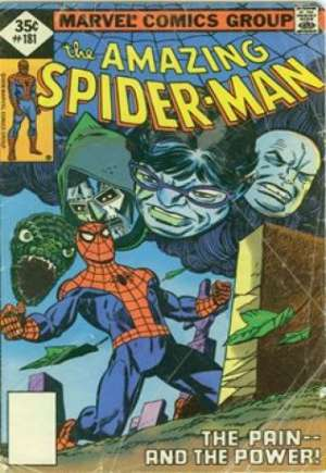 Amazing Spider-Man (1963-1998)#181B