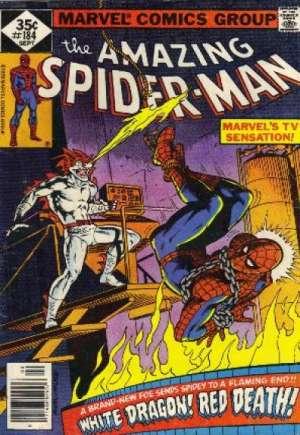Amazing Spider-Man (1963-1998)#184B