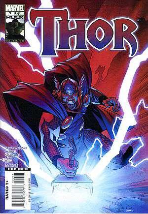 Thor (2007-2011)#9