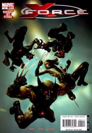 X-Force (2008-2010)#4B