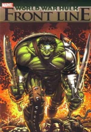 World War Hulk: Front Line (2007-2008)#TP