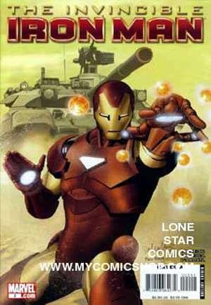 Invincible Iron Man (2008-2012)#2A