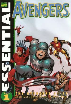 Essential Avengers#TP Vol 1C
