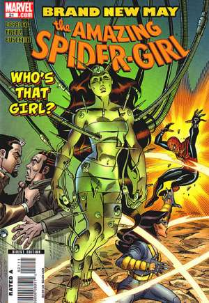 Amazing Spider-Girl (2006-2009)#21