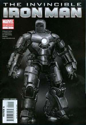 Invincible Iron Man (2008-2012)#1J