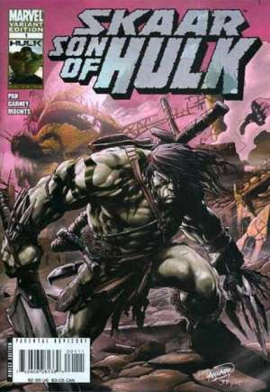 Skaar: Son of Hulk (2008-2009)#1B
