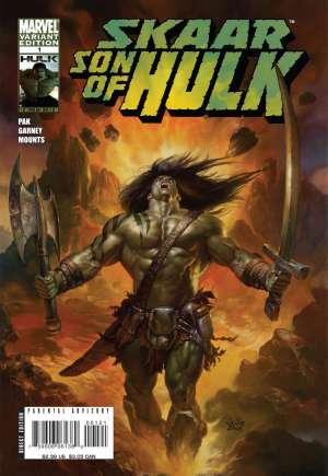 Skaar: Son of Hulk (2008-2009)#1C
