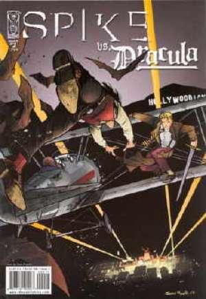 Spike vs. Dracula#2C