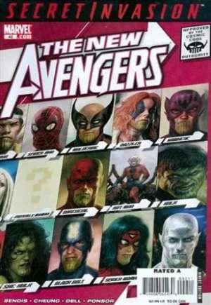 New Avengers (2005-2010)#42B