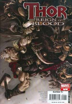 Thor: Reign of Blood (2008)#One-Shot