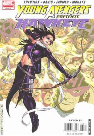 Young Avengers Presents (2008)#6