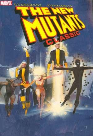 New Mutants Classic#TP Vol 3