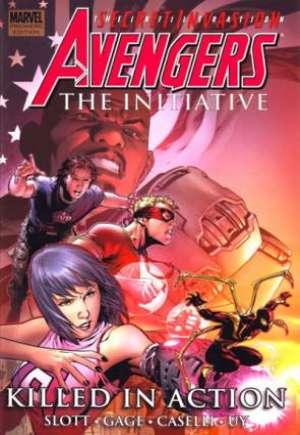 Avengers: The Initiative (2007-2010)#HC Vol 2