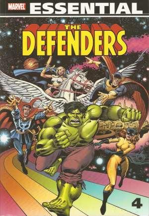 Essential Defenders (2005-2013)#TP Vol 4