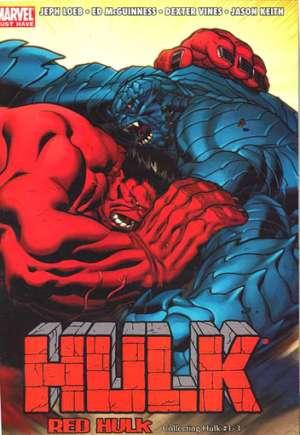 Hulk: Red Hulk (2008)#One-Shot