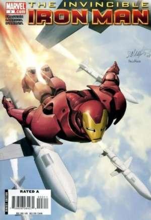 Invincible Iron Man (2008-2012)#3A