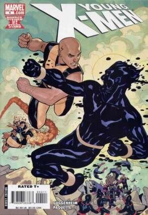 Young X-Men (2008-2009)#4