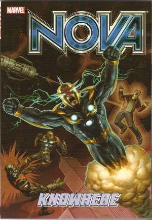 Nova (2007-2010)#TP Vol 2