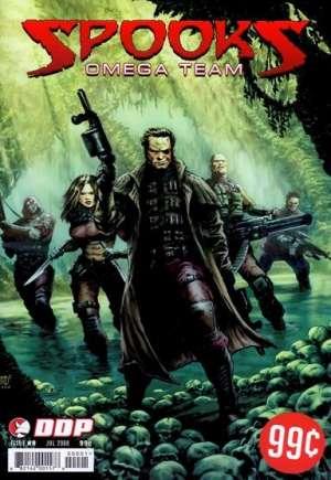 Spooks: Omega Team#0