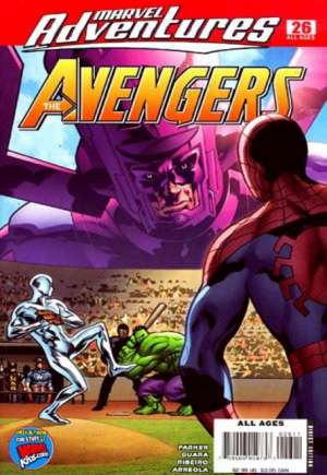 Marvel Adventures: The Avengers (2006-2009) #26