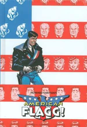 American Flagg (1983-1988)#HC Vol 1B