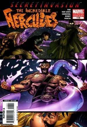 Incredible Hercules (2008-2010)#118B